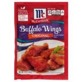 McCormick McCormick's Original Buffalo wings seasoning mix