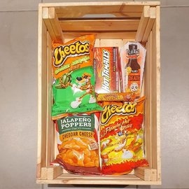 Flamin Hot Crate Limited Edition
