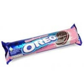 Mondelez Oreo Roll Strawberry Creme 133 gr