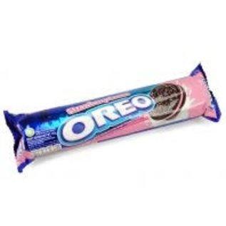 Mondelez Oreo Roll Strawberry Creme 133 gr
