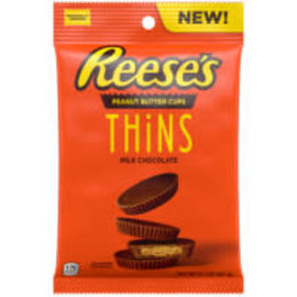 Hershey's Reese's thin peanut butter cups