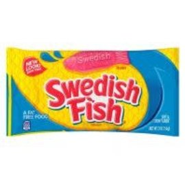 Mondelez Swedish Fish Mini 56 gr