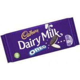 Cadbury Cadbury Dairy Milk Oreo 120 gr