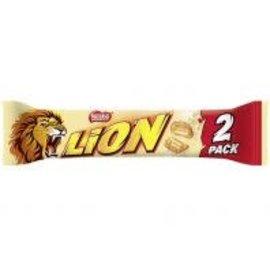 Nestle Lion White 2-pack 60 gr