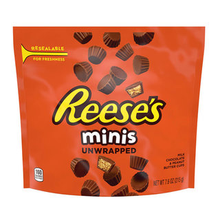 Reese's Reese's Mini Peanut Butter Cups 215 gr