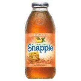 Snapple snapple peach tea