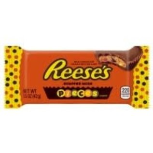 Reese's Reese's 2 peanut butter cups stuffed with reese's pieces 42 gr