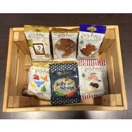 Jelly Belly Harry Potter Basic Crate