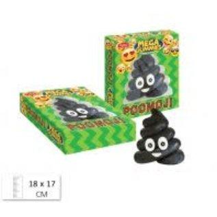 Mega Gummies Emoticon Poop 600 gr
