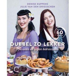 Gesigneerde Kookboek Dubbel zo lekker