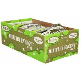 Military Energy Spearmint Military Energy Gum