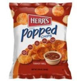Herr's Herr's Tangy BBQ popped patato chips