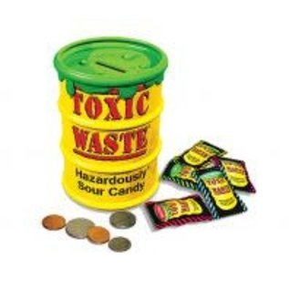 Toxic Waste Money Bank Yellow 84 gr