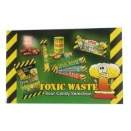 Toxic Waste Toxic Waste Selection Gift Box 385 gr