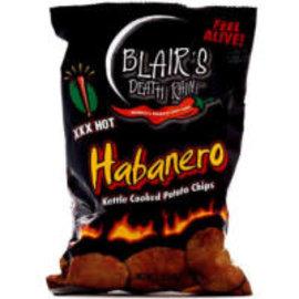 Blair's Blair's Death Rain Habanero chips
