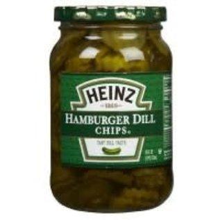 Heinz Heinz Hamburger Dill Chips / slices