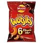 Walkers Wotsits Flamin Hot 6 pack 96 gr