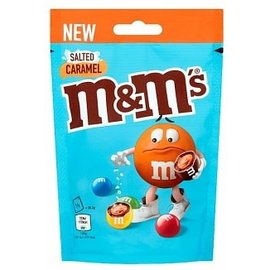 Mars Inc. M&ms Salted Caramel Pouch 109 gr
