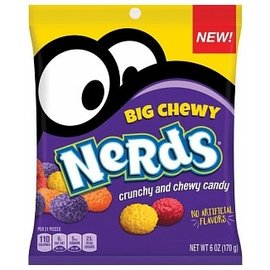 Nestle USA Big Chewy Nerds 170 gr