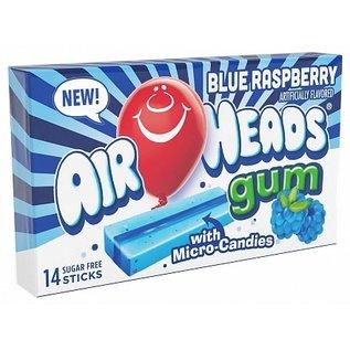 Airheads Blue Raspberry Airheads Gum 34 gr