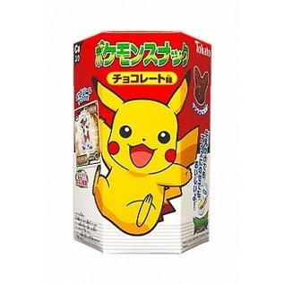Pokémon Snack Chocolate Puffs 23 gr