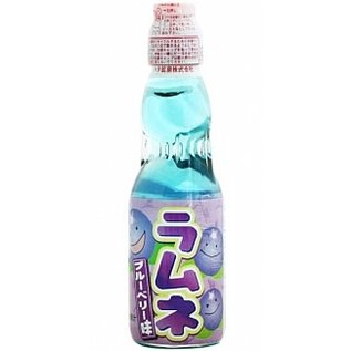Sangaria Blueberry Ramune Soda 200 ml