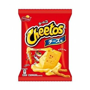 Frito-Lay2GO Cheetos Cheese 75 gr JPN