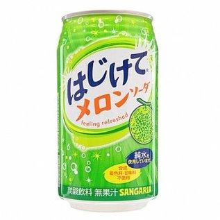 Hajikete Melon Soda 350 ml