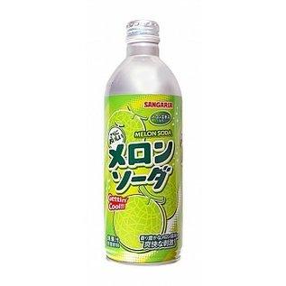 Ramune Melon Soda 500ml