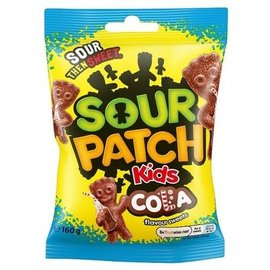 Mondelez Sour Patch Kids Cola 160 gr