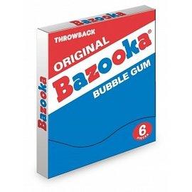 Bazooka Bazooka Throwback Original Bubble Gum Mini Wallet 43 gr
