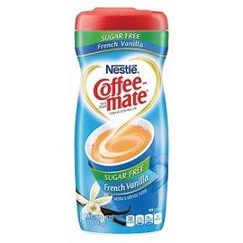 Nestle Coffee-Mate Coffee Creamer Sugar Free French Vanilla 289 gr