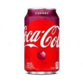 Coca Cola Coca Cola Cherry blik 0,355 l