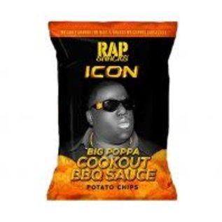 Rap Snacks Icon Big Poppa 78 gr