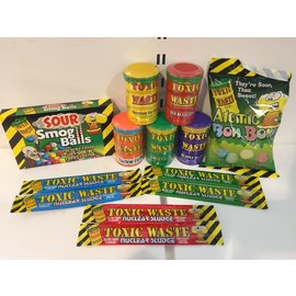 Toxic Waste Sour Power Crate