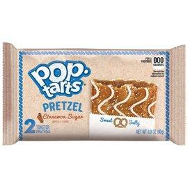 Kellogg's Pretzel Cinnamon Sugar Pop-Tarts 2 pack