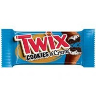 Mars Inc. Twix Cookies & Creme 38,6 gr