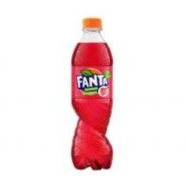 Fanta Fanta Strawberry fles 0,39 l