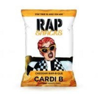 Rap Snacks Cheddar BBQ Cardi B 78 gr
