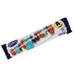 Cadbury Curly Wurly 5-pack 107,5 gr