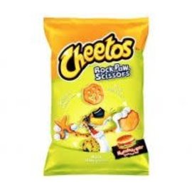 Frito-Lay2GO Cheetos Scissors Hamburger 85 gr