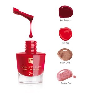 N003 Nagellak Sexy Rood - Hot Red