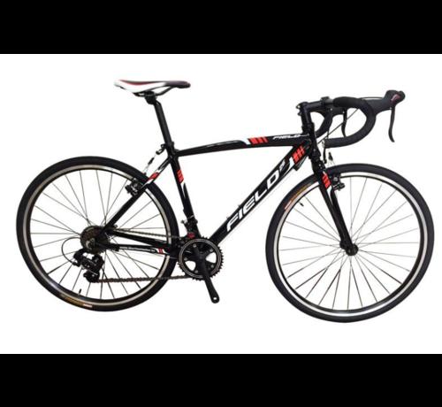 Field Racefiets Cyclecross H 44 Cm 26 Inch 14 Speed Zwart