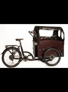 Vogue E-bakfiets Elektrische bakfiets - Urban Wheelz Cargo - Premium 3 wiel Cargo Enviolo