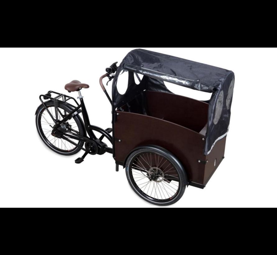 Elektrische bakfiets - Urban Wheelz Cargo - Premium 3 wiel Cargo Enviolo