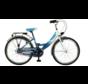 Meisjesfiets Diva D 40 Cm 26 inch Blauw/Wit Nexus 3 Speed