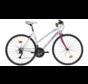 Lombardo Ventimiglia Cycle Cross D Framehoogte 44 Cm 24 Speed White Fuchsia