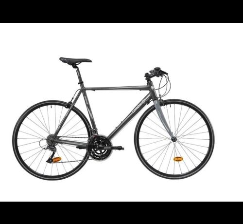 Lombardo Ventimiglia 2200 28 inch 53 cm heren 24 versnellingen velgrem grijs