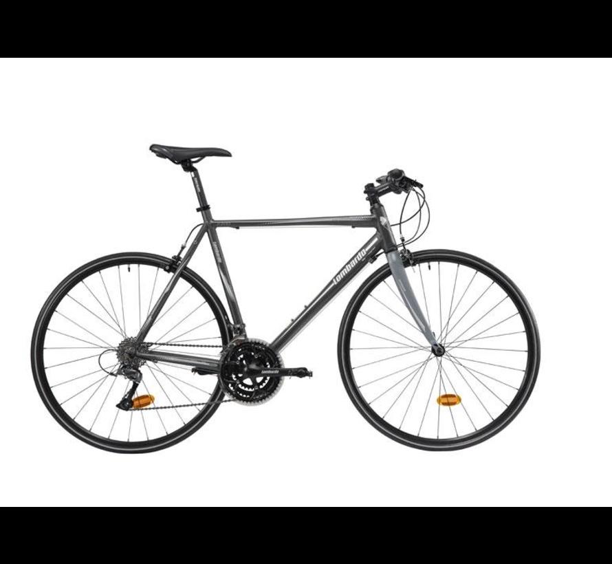 Ventimiglia 2200 28 inch 53 cm heren 24 versnellingen velgrem grijs