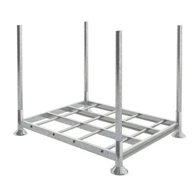 Certificação TÜV Sistemas de armazenamento flexível com racks, galvanizado, com certificação TÜV, 1545x1180x310mm